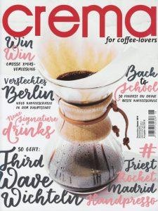 Crema Magazin – Alles aus einer Hand…