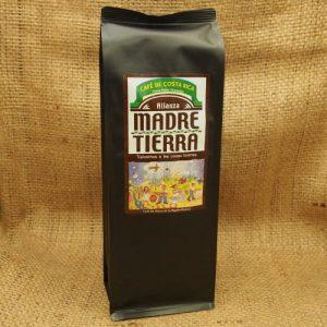 Madre Tierra Black ganze Arabica Bohnen 500g Espresso Röstung