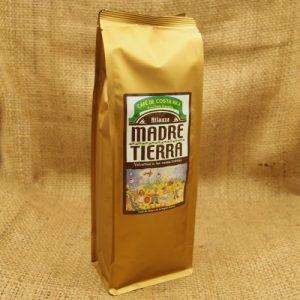 Madre Tierra Gold ganze Arabica Bohnen 500g leichte Röstung