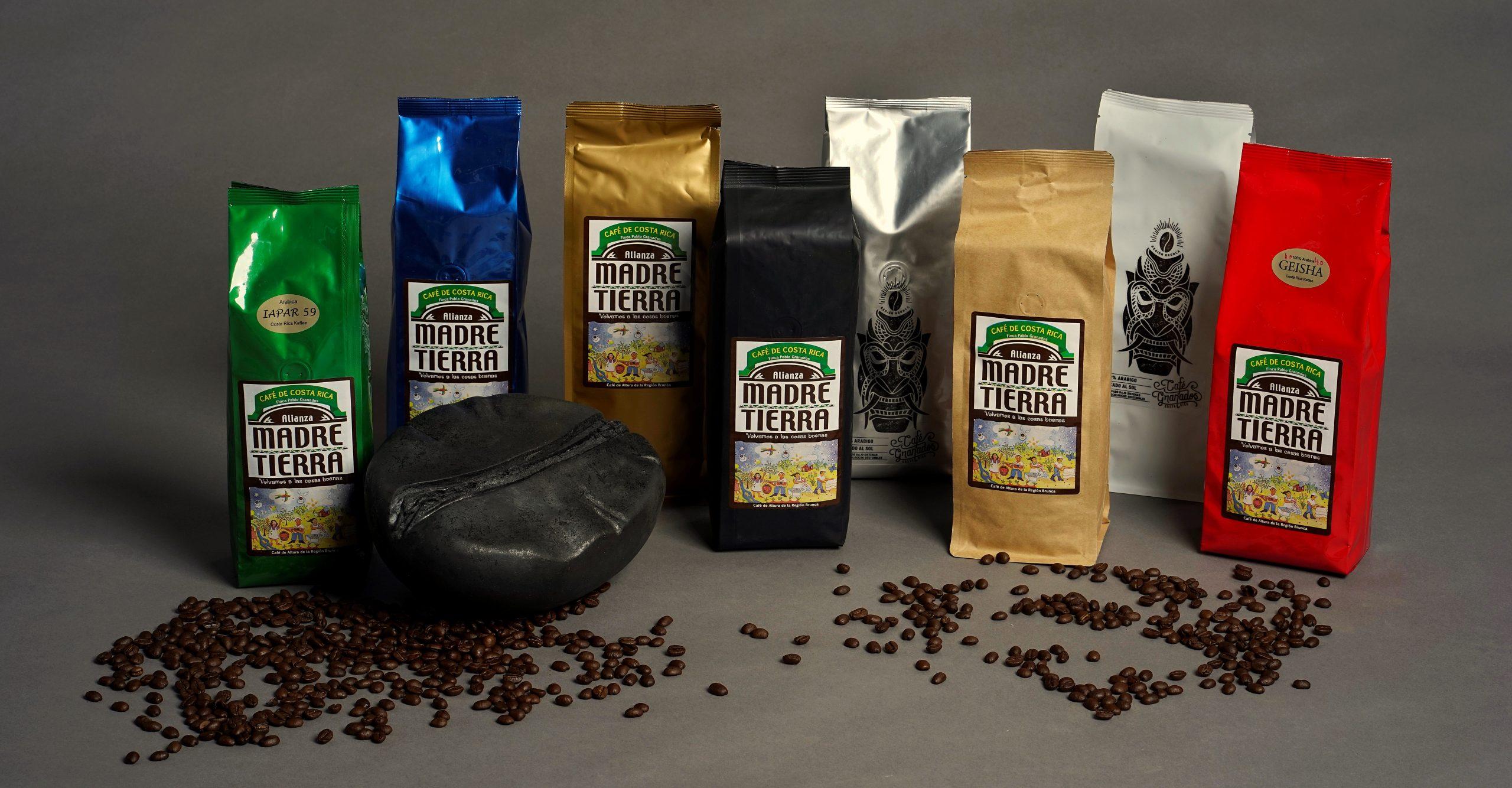 Hochland Kaffee aus Costa Rica von Costa Rica Kaffee Madre Tierra