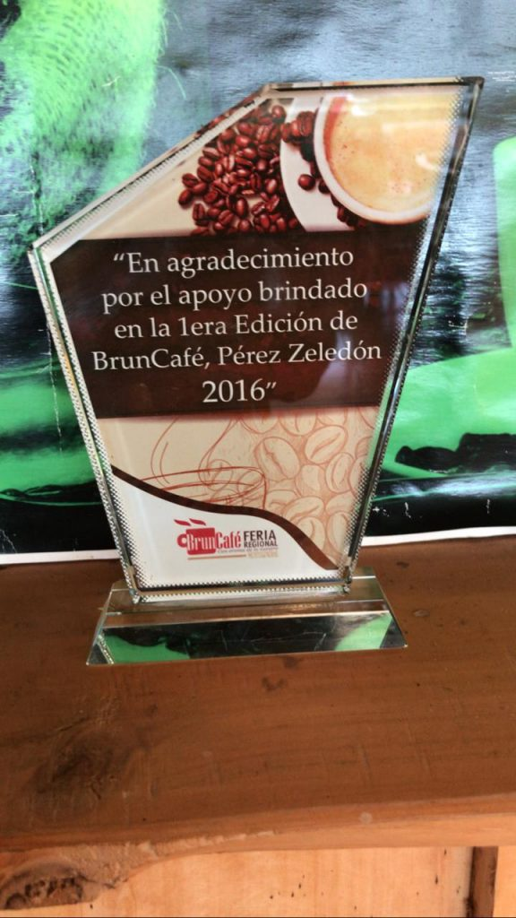 Auszeichnung Madre Tierra 2016
