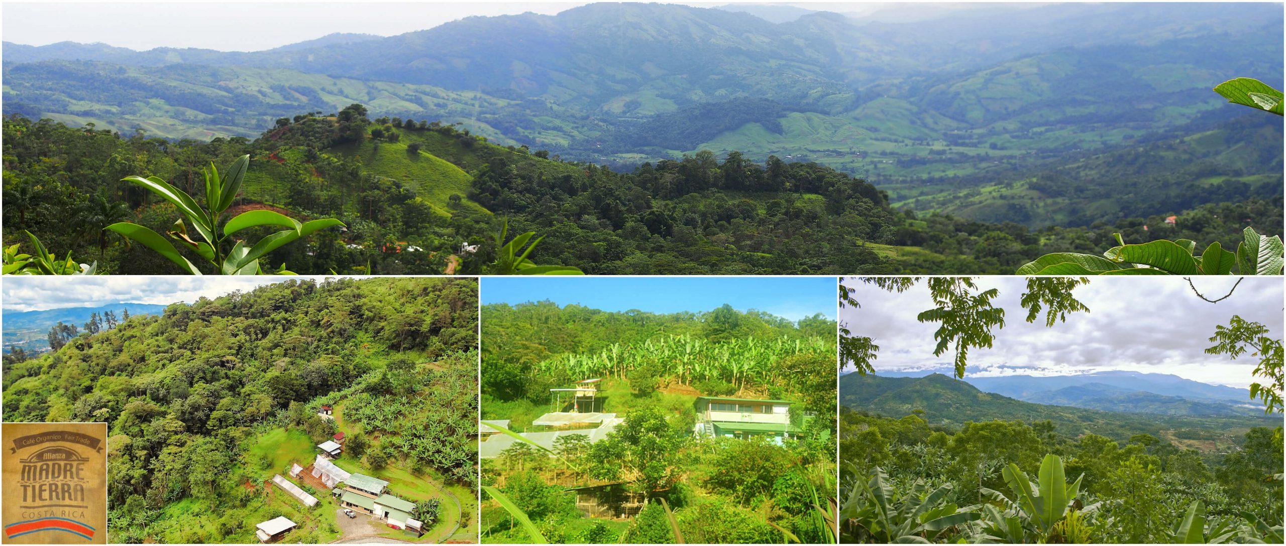 Farm Madre Tierra Panorama