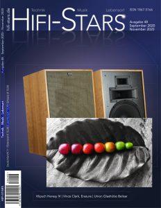 """Costa Rica Kaffee von der Farm Madre Tierra getestet im HiFi Magazin """"HiFi Stars"""" November 2020."""